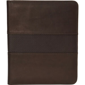 Bellino Junior Size Memo Pad Holder Brown Business Accessorie New