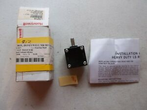 New In Box Honeywell Micro Switch Limit Switch Lsz1a 172 2