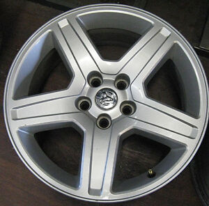 2008 Dodge Magnum 18 Factory Original Oem Aluminum Alloy Wheel Rim 2326