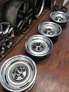 1988 2002 Chevy Gmc Truck Van Suv 15 Factory Oem Rally Style Wheels Rims 1616