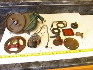 Old Hit Miss Gas Engine Parts Stover