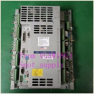 1pc Used Siemens 6at1131 6df21 0ab0 Ci16ip Tested