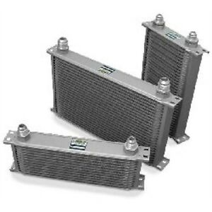 Earls 21316aerl 13 Row Oil Cooler 16 An Black