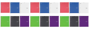Five Star Spiral Notebook 3 Subject College Ruled Paper 150 11 X pack Of 3