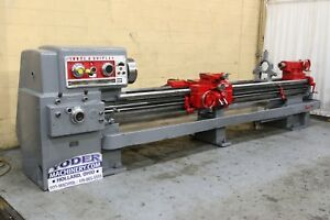 20 X 126 Lodge Shipley Model 2013 Powerturn Lathe Yoder 69969