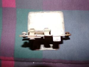 1949 Through 1955 Ford Used Overdrive Relay