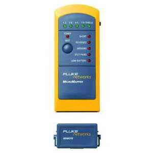 Copper Tester Fluke Networks Mt 8200 49a
