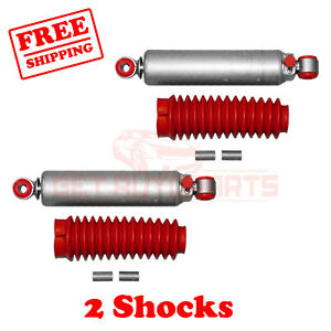 85 95 Suzuki Samurai 4wd 1 5 Lift Rs9000xl Rancho Rear Shocks