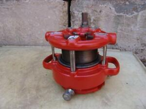 Ridgid 4pj 2 1 2 To 4 Inch Pipe Threader Die For 300 With Threading Teeth