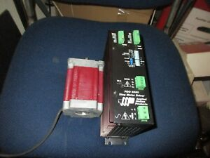 Pacific Scientific Stepper Motor With Controller