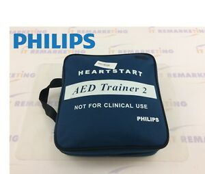Laerdal Philips Aed Trainer 2 Heartstart M3752a Tested