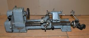 Craftsman Model 10920630 6 Swing Mini Bench Lathe Jeweler Machinists Tool