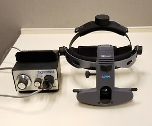 Keeler All Pupil Ii Wired Indirect Ophthalmoscope Bio With Power Supply