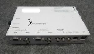Promethean Prm wallbox 01 Activboard 2 Wallbox For Closed fixed Systems tested