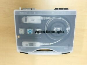 Keysight Agilent N2820a High Sensitivity 2 channel Current Probe With Accessory
