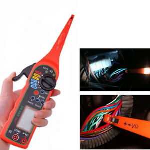 Auto Multi function Circuit Tester Multimeter Lamp Car Diagnostics