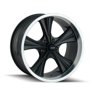 Cpp Ridler 651 Wheels 18x8 18x9 5 Fits Chevy Impala Chevelle Ss