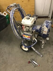 Graco Gmax 7900 Gas Airless Paint Sprayer