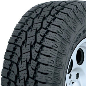4 New 255 70 17 Toyo Open Country A T Ii All Terrain 600ab Tires 2557017