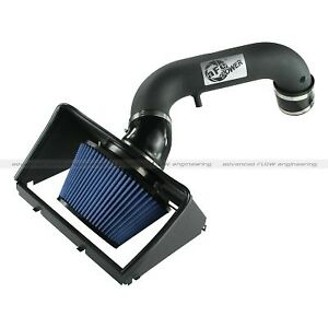 Afe Power 54 12402 Stage 2 Air Intake System Powder coated Tube With Pro 5r