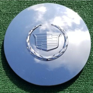 Used 2002 2003 2004 2005 2006 Oem Factory Cadillac Escalade Chrome Center Cap