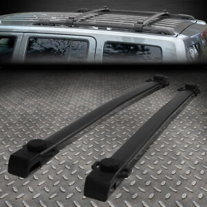 For 15 19 Jeep Renegade Oe Style Aluminum Roof Rack Rail Cross Bar Cargo Carrier