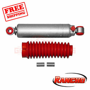Rancho Rs9000xl 1 1 2 Rear Lift Shock For 1986 1995 Suzuki Samurai