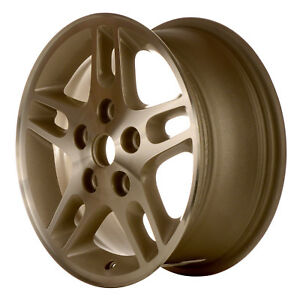 09028 Refinished Jeep Grand Cherokee 1999 2004 16 Inch Wheel Machined W Tan