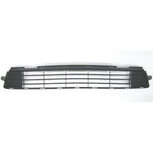 To1036125v New Bumper Cover Grille Fits 2011 2013 Toyota Corolla Sedan