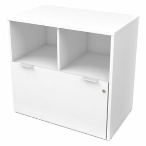 Bestar I3 Plus One Drawer Lateral File Cabinet