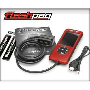 Superchips 3874 Flashpaq F5 Programmer 1998 2014 Jeep Vehicles