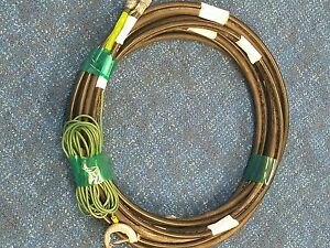 Graco Electrostatic Air fluid Grounded Hose 5 16 Great Buy