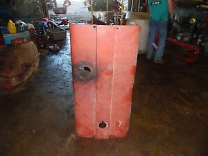 Farmall 806 Gas Tractor Long Hood