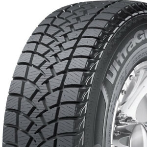 1 New Lt265 75r16 Goodyear Ultra Grip Ice Wrt Lt Winter 10 Ply E Load Tire