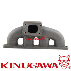 Turbo Exhaust Manifold Honda Civic D15 D16 Keep Ac Ps t25 W Wastegate Hole