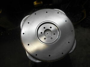 Mopar Flywheel 318 383 440 Steel Crank 143 T Flywheel Plate Clutch Dodge Truck