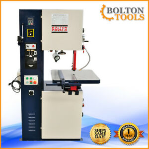 Bolton Tools Vertical Metal Cutting Bandsaw Vs 400