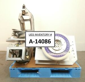 Bede Bedemetrix Diffractometer Goniometer 300mm Sample Stage Assembly As is