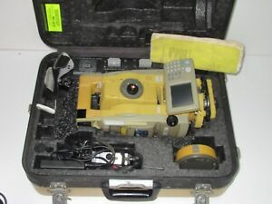 Topcon Is 03 Robotic Is Imaging Total Station serviced Calibrated 12 Months