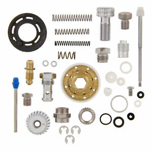 Tcpglobal G6600 Hvlp Spray Gun Repair Kit Rebuild Parts