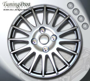 Style 611 16 Inches Hub Caps Hubcap Wheel Cover Rim Skin Covers 16 Inch 4pcs