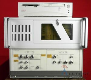 Agilent keysight E5503b Phase Noise Measurement Solution 50 Khz To 18 Ghz