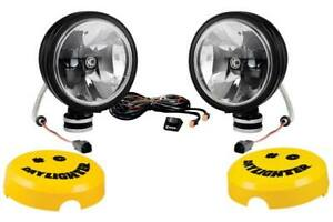 Kc Hilites Daylighter Off Road Lights System Black Housing 238