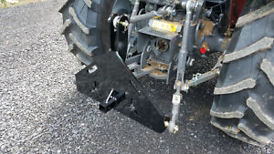 Heavy Duty 3 Point Hitch 2 Receiver Category 2 Tractor
