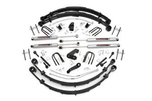 Rough Country 630xn2 3 Series Ii Lift Kit For Jeep 84 01 Cherokee Xj 4wd
