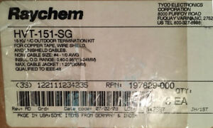 Hvt 151 sj Raychem Termination Kit