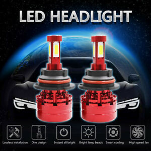 9004 Hb1 2000w 300000lm Led Headlight Kit For Dodge Ram 1500 2500 3500 1994 2001
