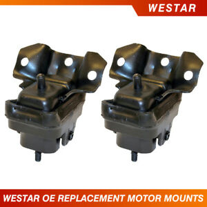 2pcs Engine Motor Mount Support Fit Cadillac Escalade Chevrolet Tahoe Gmc Sierra