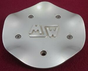 Msw Wheels Silver Custom Wheel Center Cap M563m Forged 1
