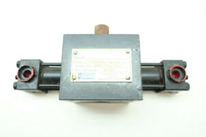 Parker Htr 9 1853c bb14 a Hydraulic Rotary Actuator 1 4in